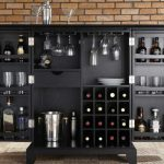 Stockage du vin à l'intérieur