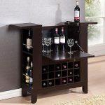Armoire de bar pour le vin et autres boissons