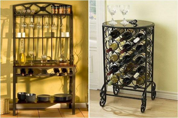 Casiers à vin