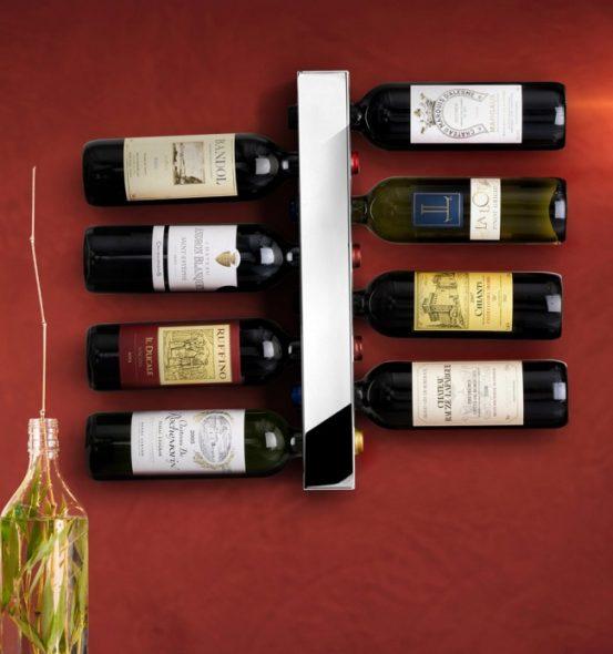 Casier à vin vertical
