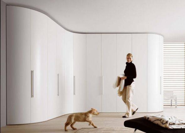 Grand meuble d'angle