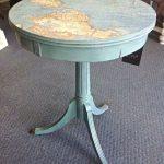 Idées pour la décoration des tables basses rondes