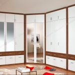 Cabinet d'angle d'éléments individuels