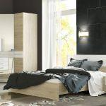 Meuble de chambre armoire avec armoire d'angle