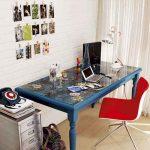 Belle table décorative faites-le vous-même
