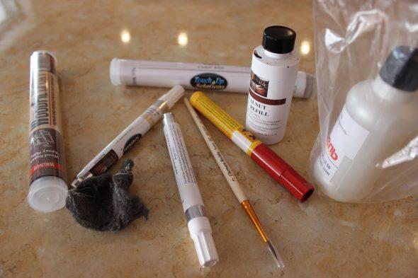 Materialen voor restauratie