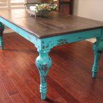 Rénovation de la table antique