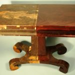 Restauration de table de bricolage