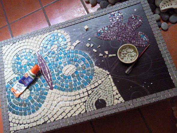 Créer une image d'une mosaïque