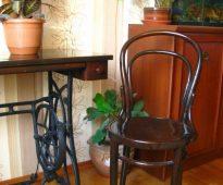 Vanhat huonekalut uudessa sisustuksessa
