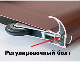 Mécanisme à rouleaux