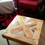 Table basse maison harmonieuse