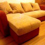 Combinaison de couleurs pour un canapé rembourré faites-le vous-même