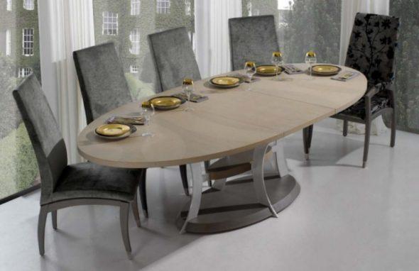Belle et élégante table