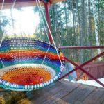 Chaise de nidification facile
