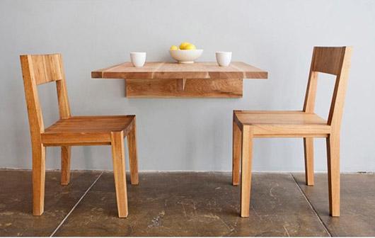 Petite table pour deux