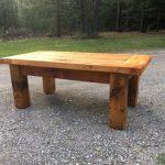 Table en bois fiable et durable