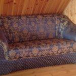 Ne pas déplier le canapé après la restauration de ses propres mains