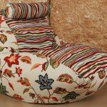 Sac Ottoman Coloré Insolite