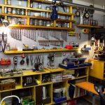 Organisation du lieu de travail dans l'atelier