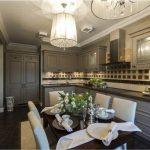 Table rectangulaire pour cuisine rectangulaire