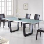 Table de transformation rectangulaire de style high-tech