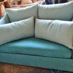 Réparation et bannières de meubles rembourrés à la maison