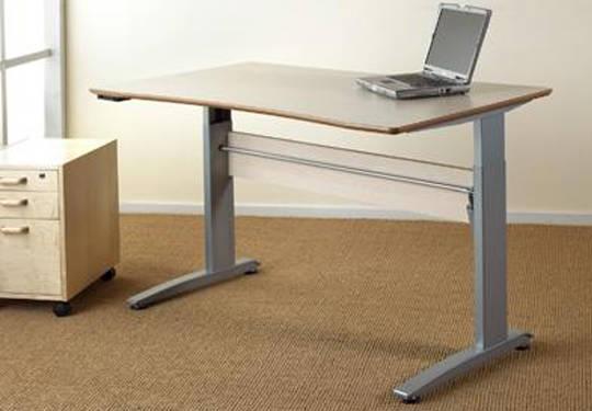 Table à réglage électrique