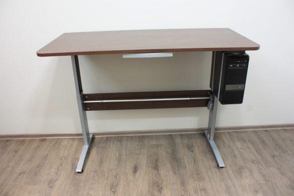 Table réglable en hauteur
