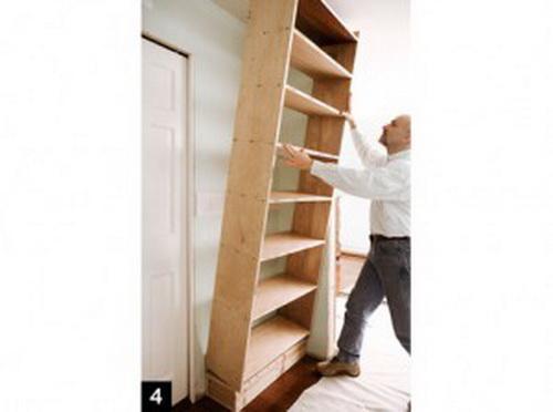 Installer le rack