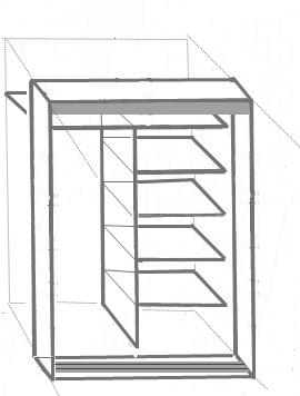 Installation de guides