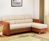 Beau et confortable canapé