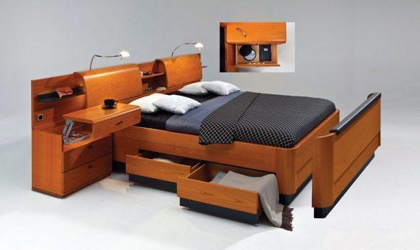Transformateur de meubles confortable