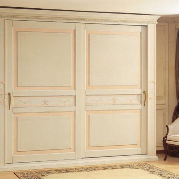 Cabinet sous bois teinté