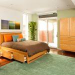 Faire une chambre compacte avec rangement pratique
