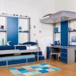 Les lits de levage font place au bureau et au lit d'appoint
