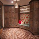Hall d'angle - spacieux et compact