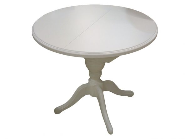 Table sur une jambe