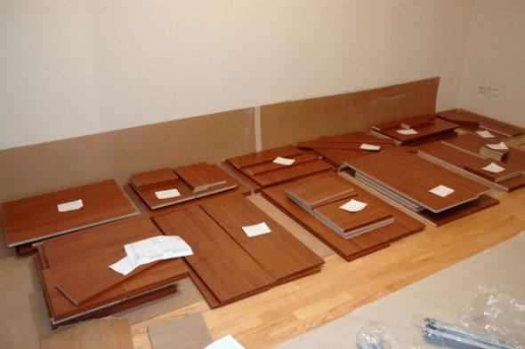 Composants d'assemblage de meubles