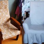 Mise à niveau de meubles avec couverture