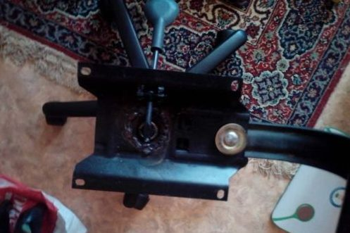 Mécanisme de chaise