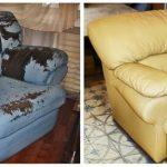Restauration de meubles rembourrés