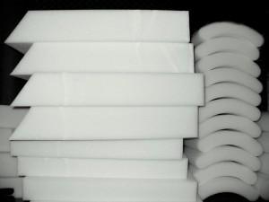 Epaisseur et densité du matériau