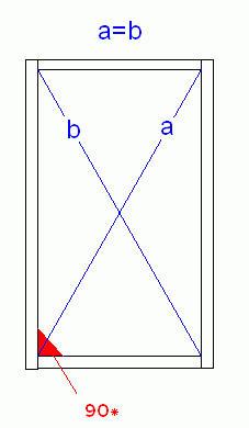 Vérification diagonale