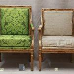 Restauration d'un ensemble de meubles