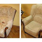 Restaurer un fauteuil mou de vos propres mains