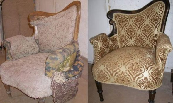 Nouvelle chaise exclusive