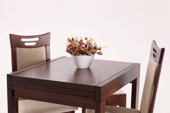 Table en hêtre naturel