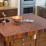 Plateau de table en bois rare