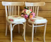 Chaises Style Vintage